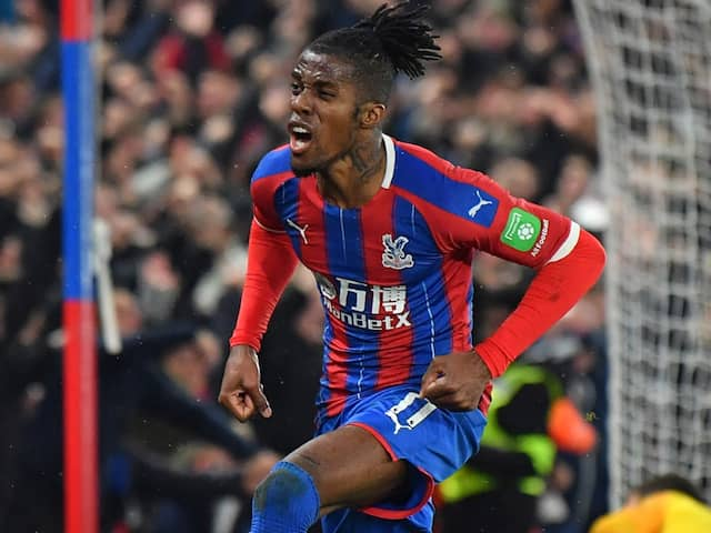 Wilfried Zaha Equaliser Sees Crystal Palace Into 9th Place In Premier League