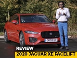 2020 Jaguar XE Facelift Review