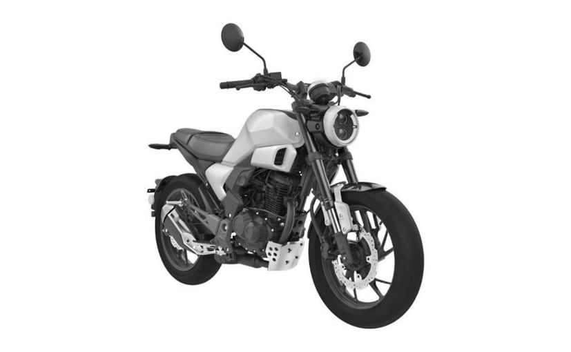 Patent images reveal new Honda 160 cc motorcycle