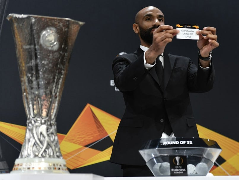 Europa League: Manchester United Draw Club Brugge, Arsenal Get Olympiakos In Europa League #Sportskeedi