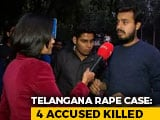 Video: Hyderabad killings: Instant Justice Overrides Rule Of Law?