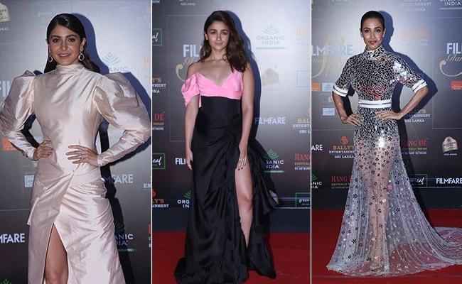 Filmfare Glamour And Style Awards 2019: Alia Bhatt, Malaika Arora And Anushka Sharma Shine On The Red Carpet