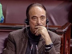If Country Happy With Citizenship Bill Why Is Northeast Protesting: Ghulam Nabi Azad