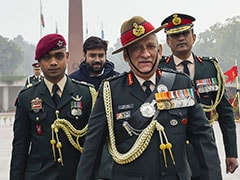 """Will Plan Strategy"": General Bipin Rawat On Chief Of Defence Staff Role"