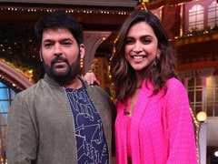 Deepika Padukone Reveals Kapil Sharma Showed Her Pics Of Daughter: 'She's Adorable'