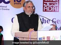50 Per Cent Reservation Increased Number Of Female Teachers In Bihar: Sushil Kumar Modi