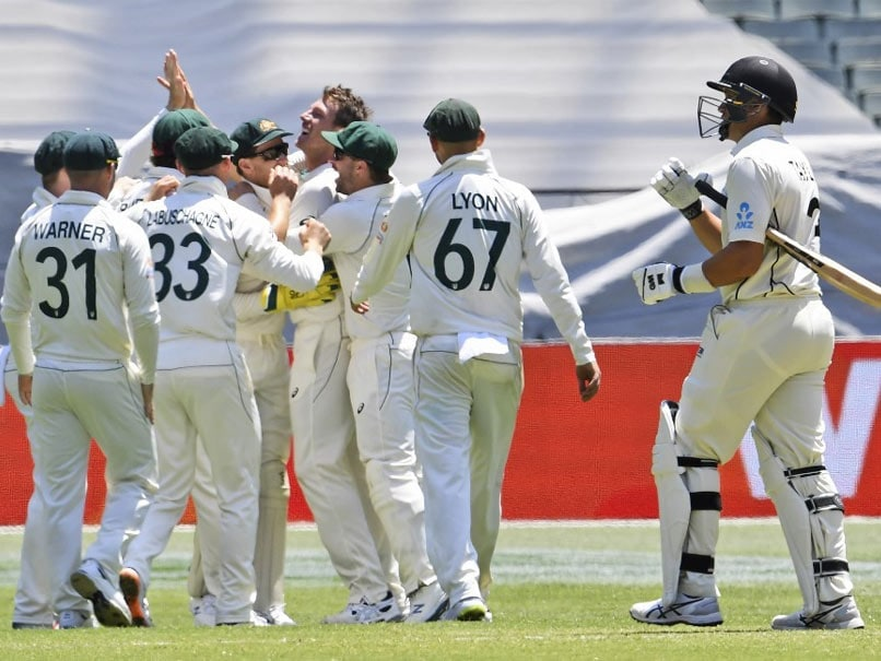 Tom Blundells Century In Vain As Australia Thrash New Zealand To Win 2nd Test, Clinch Series
