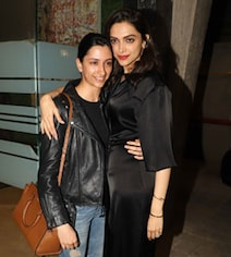 Deepika And Sister Anisha, Twinning In Black, Attend Rohini Iyer's Party