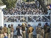 Protests At University In Lucknow, Cops Ask Students To Remain Inside