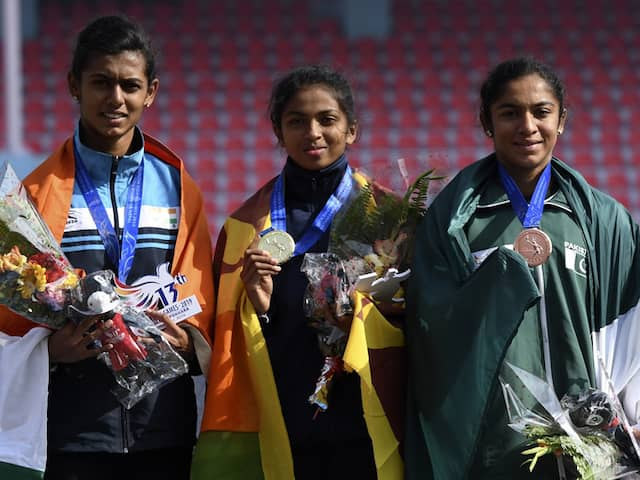 South Asian Games: Wushu Players Strengthen Indias Top Position With 7 Gold Medals