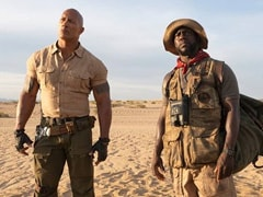 <i>Jumanji: The Next Level</i> Box Office Collection Day 1 - Dwayne Johnson's Film Has 'Impressive' Opening Day With Rs 6 Crore