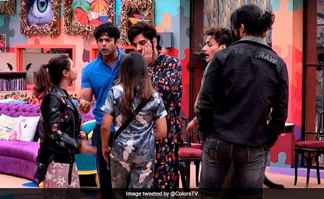 Bigg Boss 13 Written Update December 3 2019 Sidharth Gets