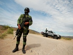 Guns, Grenades, Bodies: Drug Cartel Shootout Kills 19 In Mexico