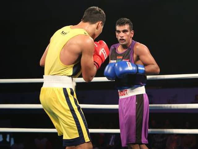 Big Bout League: North East Rhinos Rinose beats to Odisha by 4-3 Warriors