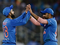 Virat Kohli, Rohit Sharma End 2019 As Joint Leading Run-Scorers In T20Is