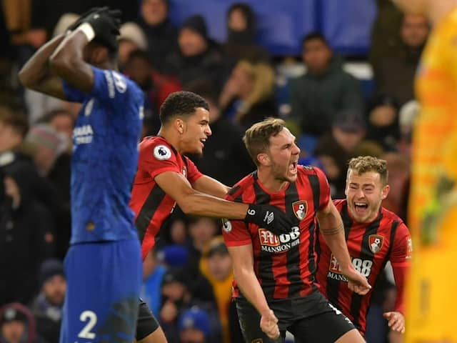 Chelsea vs Bournemouth: Dan Goslings Late Strike Stuns Chelsea At Stamford Bridge