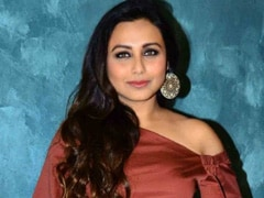 Rani Mukerji On Her Character In <i>Mardaani 2</i>: 'She Stands Against Gender Inequality'