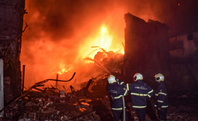 2 Found Dead After Fire Breaks Out At Garment Unit In Mumbai's Saki Naka