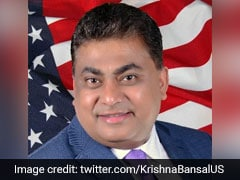 Indian-American Entrepreneur Krishna Bansal To Run For US Congress