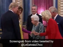 Did Queen Snub Her Daughter For Not Greeting Trump? Video Is Viral