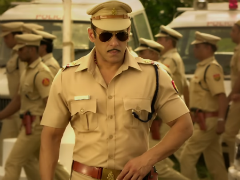 Chulbul Pandey In <i>Dabangg</i> Was Originally A 'Negative' Character, Reveals Salman Khan