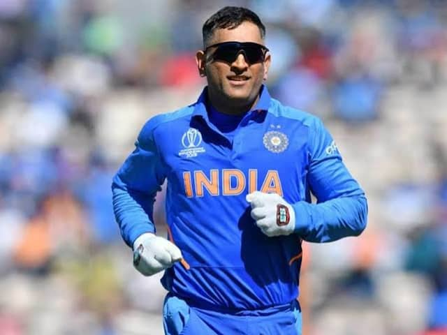 MS Dhoni Named Captain, Virat Kohli, Rohit Sharma Included In ...