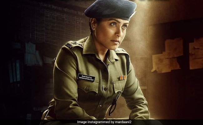 Mardaani 2 Box Office Collection Day 2: Rani Mukerji's Film Is 'Unstoppable'