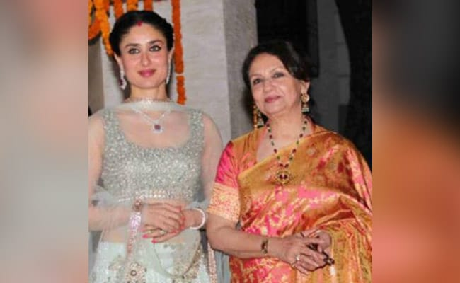 Sharmila Tagore On One Thing She Really Likes About Daughter-In-Law Kareena Kapoor