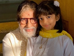 'The Proudest Moment': Amitabh Bachchan Reacts To Aaradhya's Powerful Speech On Women Empowerment
