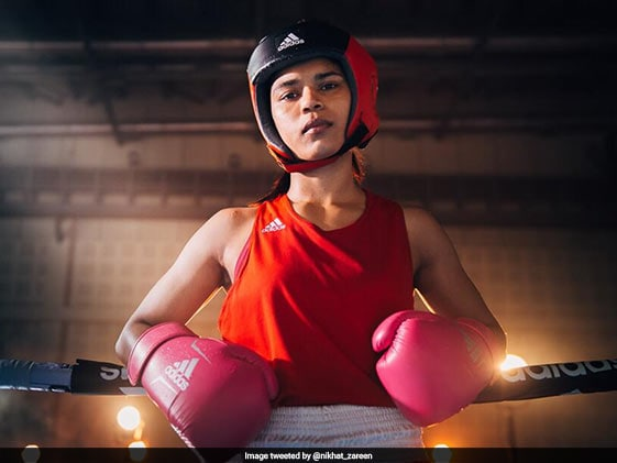 Nikhat Zareen Selected For Boxing Trials Of Olympic Qualifiers