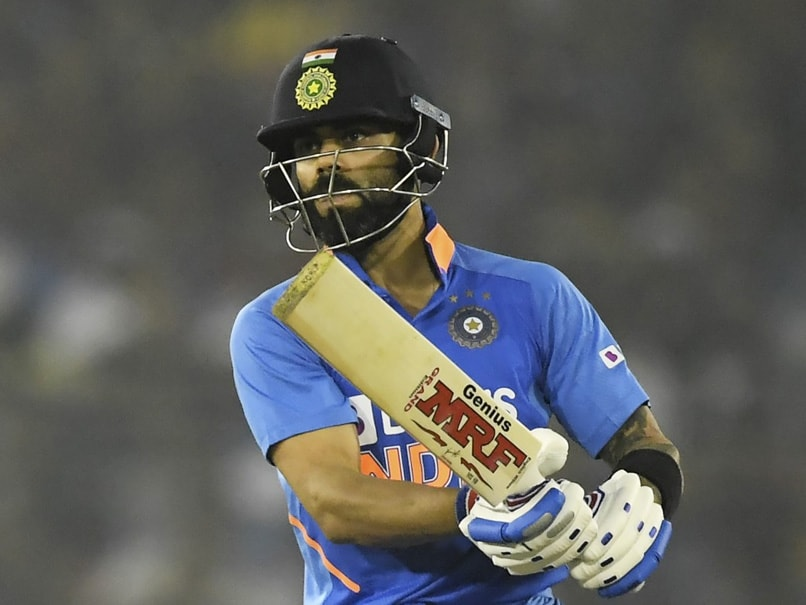 Virat Kohli Named In Wisden Cricketers Of The Decade List