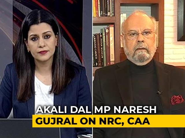 "Video : ""Bulk Of NDA Allies Are Unhappy"": Akali Dal Leader's Warning To BJP"