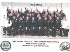 "30 US Prison Guard Trainees To Be Fired For ""Nazi Salute"" In Photo"