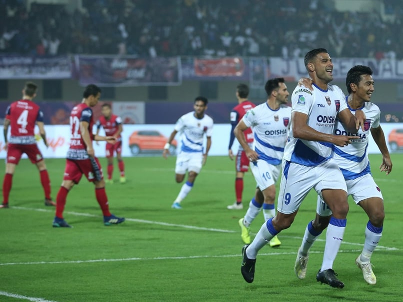 ISL: Odisha FC Beat Jamshedpur 2-1 In 1st Match At Kalinga Stadium