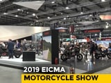 Video : 2019 EICMA Motorcycle Show
