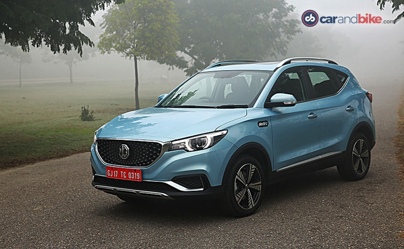 We expect the MG ZS EV to be priced at around Rs. 20 lakh (ex-showroom)