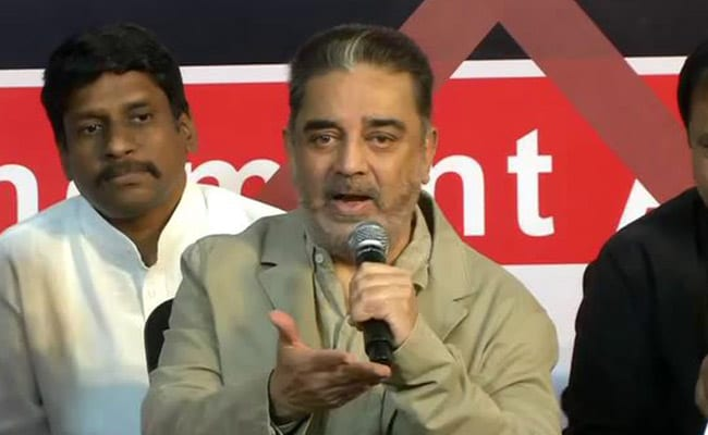 'Stupidity': Kamal Haasan On Cops Detaining Ramachandra Guha Amid Protest