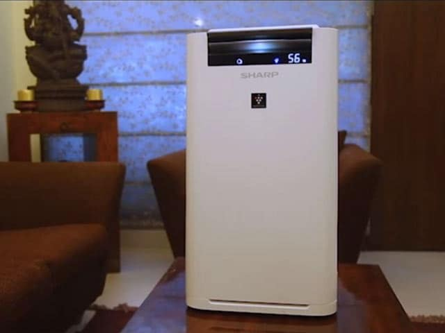 Video : Sharp's Secret Sauce in Purifying Air
