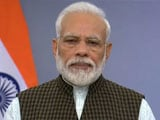 """Video : """"My Thoughts With Those Who Lost Loved Ones"""": PM On Factory Fire In Delhi"""