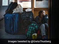ग्रेटा थुनबर्ग को ट्रेन को Overcrowded बताना पड़ा भारी, रेल कंपनी के ट्वीट पर सफाई देते हुए कहा- ''मेरा मतलब...''