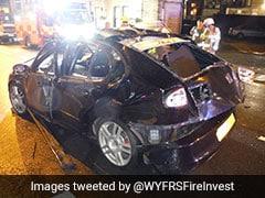 कार में अचानक हुआ धमाका और टूट गईं आस-पास की बिल्डिंग की खिड़कियां, जानिए क्या थी वजह