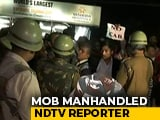 Video : NDTV Crew Attacked In Guwahati Amid Protest Against Citizenship Bill