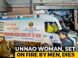 """Video : """"They Should Be Shot"""": Unnao Woman's Father On Men Who Set Her On Fire"""