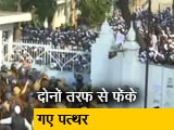 Video : जामिया और AMU के बाद अब लखनऊ की यूनिवर्सिटी में भी पुलिस-छात्रों में भिड़ंत