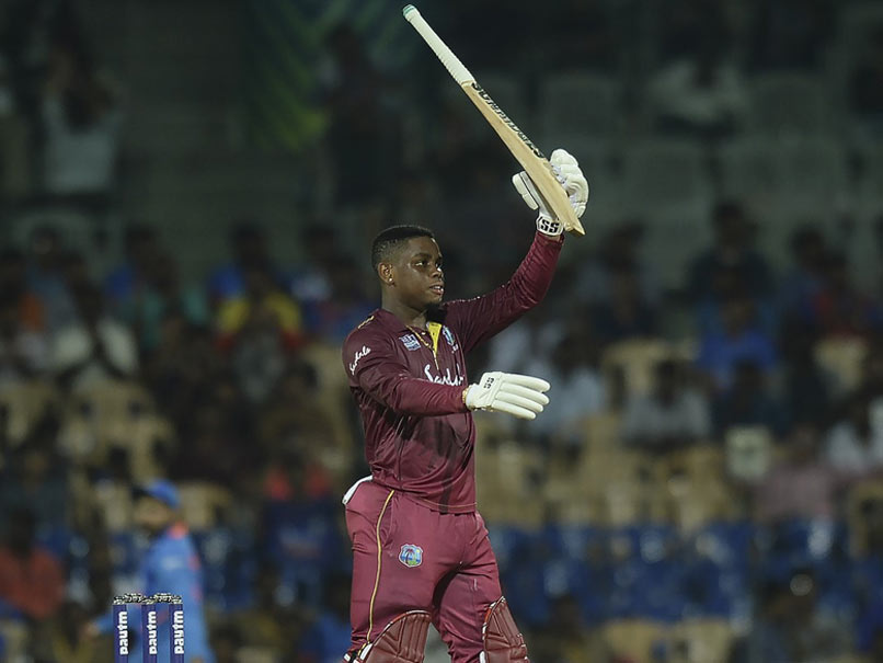 India vs West Indies: Shimron Hetmyer Happy To Contribute To West Indies' Win With Century