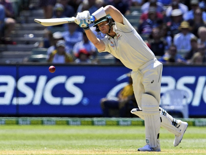Steve Smith fights on satisfactory day for Australia in Melbourne — Twitter Reactions