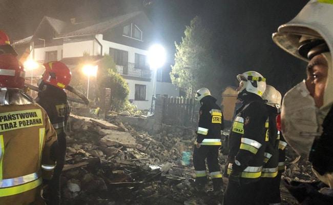 4 Dead, 4 Missing After Gas Explosion In Poland Ski Resort