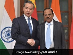 India, China Hold Border Talks, Resolve To Maintain Peace