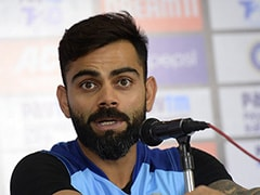 India vs West Indies: Virat Kohli Dismisses India