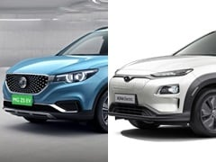 MG ZS EV vs Hyundai Kona Electric: Features And Specifications Comparison